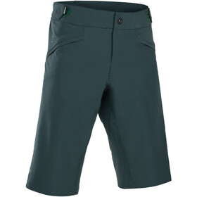 ION Scrub AMP Short de cyclisme Homme, green seek